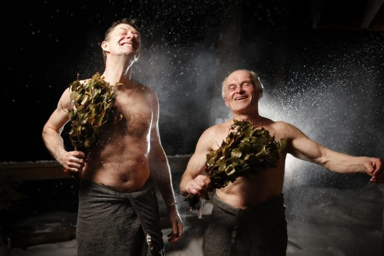 How to Warm Up in Chilly Finland: The Sauna Experience