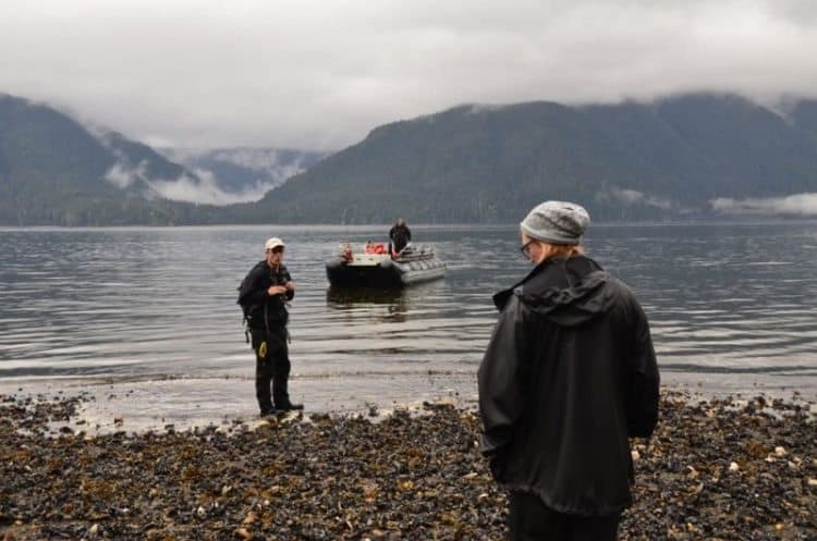 The majestic nature of Alaska