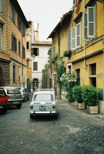 Vicolo del Bologna