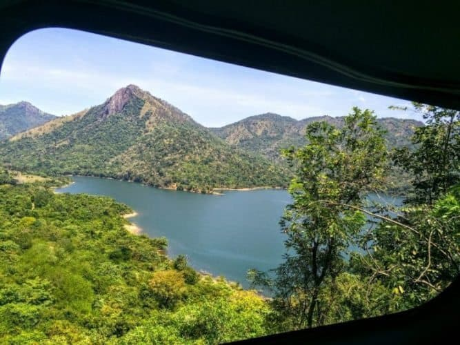 The beauty and ecosystem diversity of Sri Lanka's central highlands--home to the country's famed tea plantations--is one reason the landscape itself was named a UNESCO heritage site. Aryuveda Sri Lanka