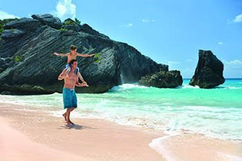 Bermuda: A Tiny Island in the Atlantic Famous for its Pink Beaches