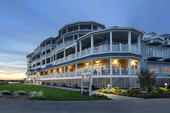 The Madison Beach Hotel on the Connecticut Shore