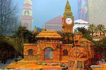 French Riviera in February: Menton Lemon Festival 2017