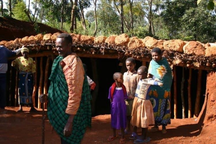 village-hut