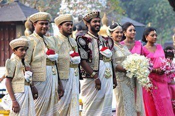 Sri Lanka: Heritage Sites and Happy People