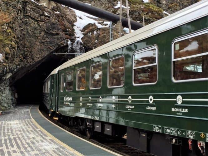 Scandinavia by Rail