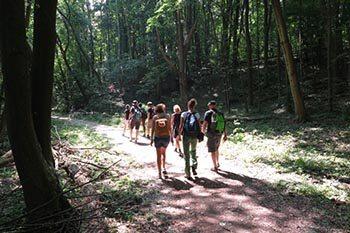 Urban Hiking Trails in Berlin, Germany
