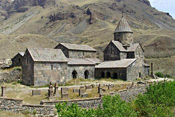 Armenia's Vorotnavank monastic complex