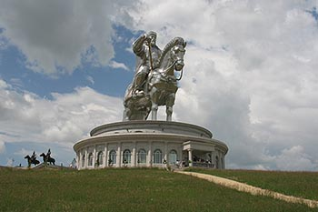 Mongolia: Still the Land of Genghis Khan