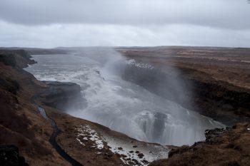 Iceland: December's Forlorn Landscape