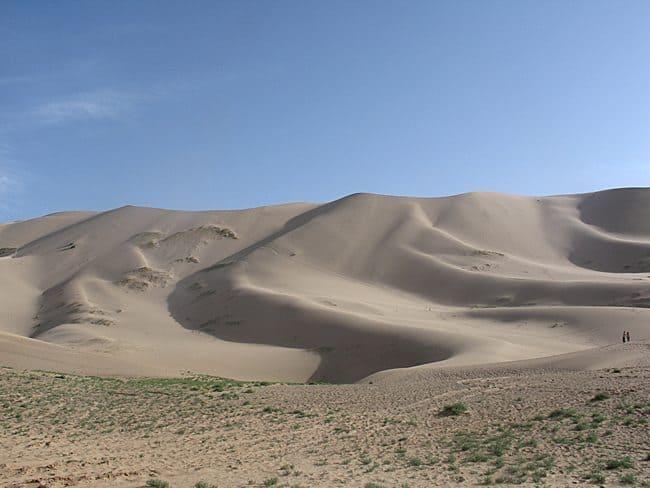 Hongoryn Els, Mongolia