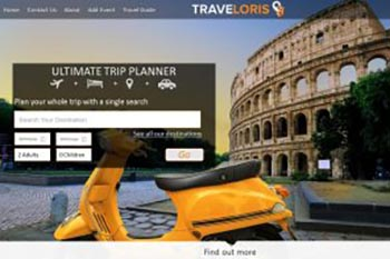 Traveloris: An Easier Way to Travel the World