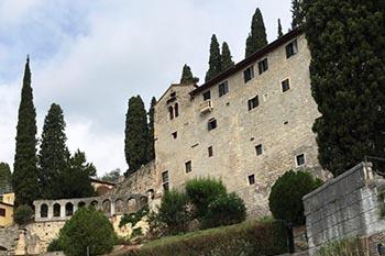 Verona Italy, By Myself