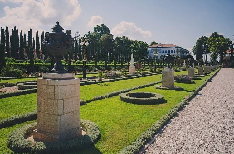 Baha'i Gardens, Acre Israel.
