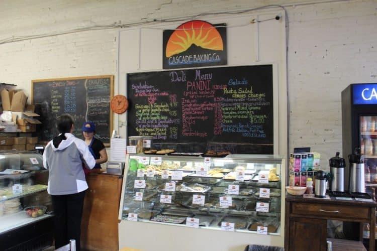 Cascade Baking Company in Salem, OR