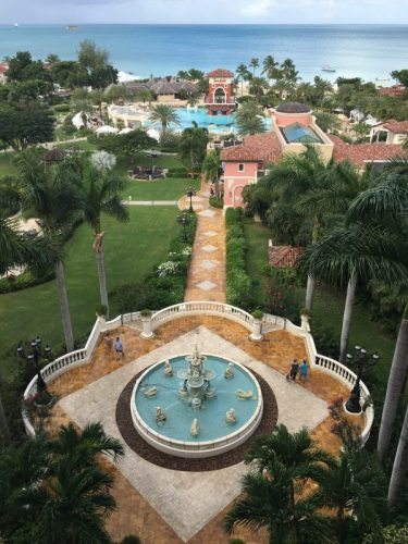 The Sandals Grande Antigua Resort and Spa is a beachfront hotel with all the amenities.