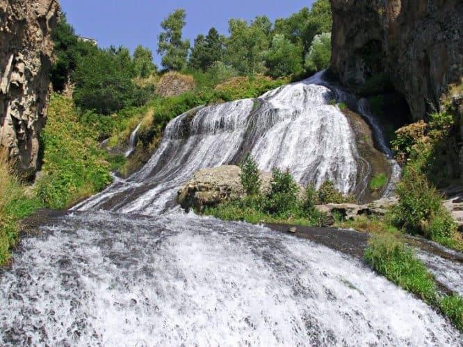 Jermuk Falls