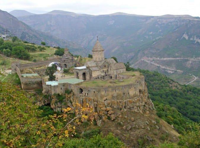Tatev Monastery/University