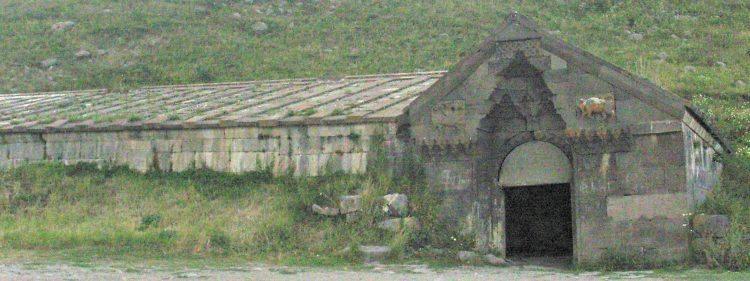 Armenian Silk Road 'motel'