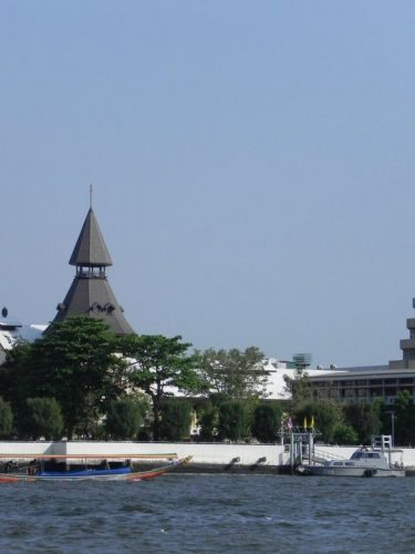 Thammasat University in Bangkok.