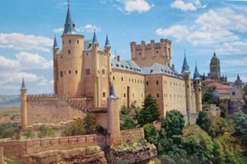 History is Alive and Flourishing in Segovia, Spain