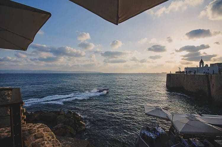 View from the Doniana restaurant.