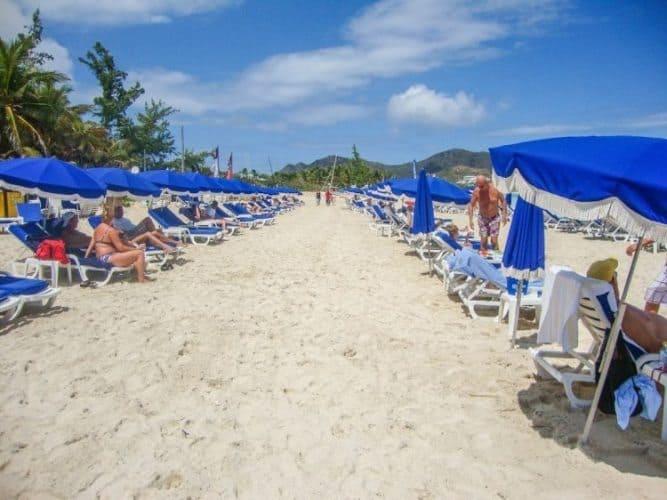 The Best naturist beach in the world - St Maarten Club