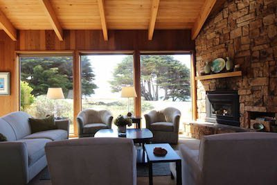 Abalone Bay vacation rental at The Sea Ranch