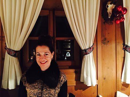 Cathie Arquilla stube dining, restaurant Läurchenstäberl.