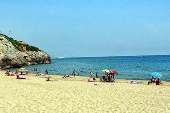 Garraf, Spain: A Date with Myself