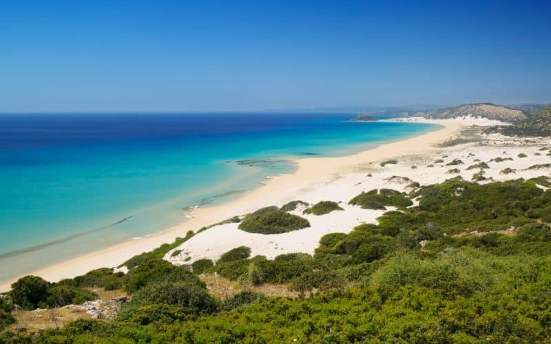 The views from Karpaz Peninsula are ones that cannot be missed.