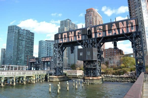 A shot from Long Island City, one of the many Local Expedition tours available