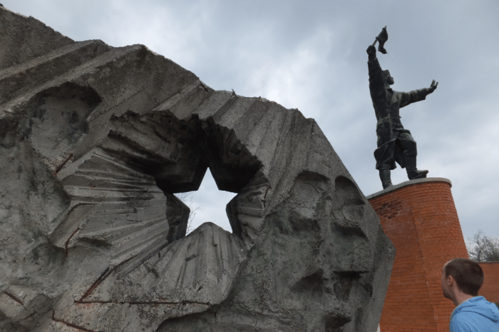 Budapest's Memento Park is full of Soviet era memories.
