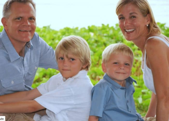 Living abroad for a year with family can change your life--for the better! Michelle Lamb and her family.