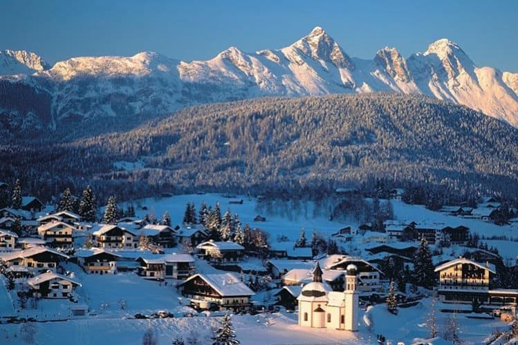 Olympiaregion Seefeld, Tyrol Austria - One of the prettiest regions in the Alps