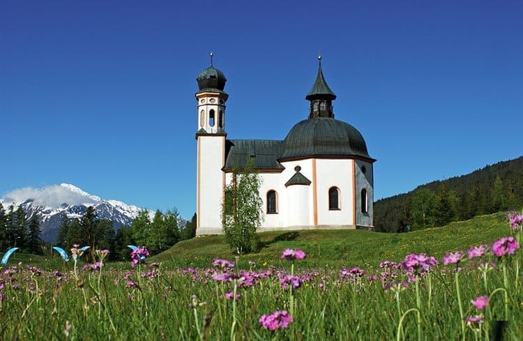 Spring time in Surprising Seefeld.