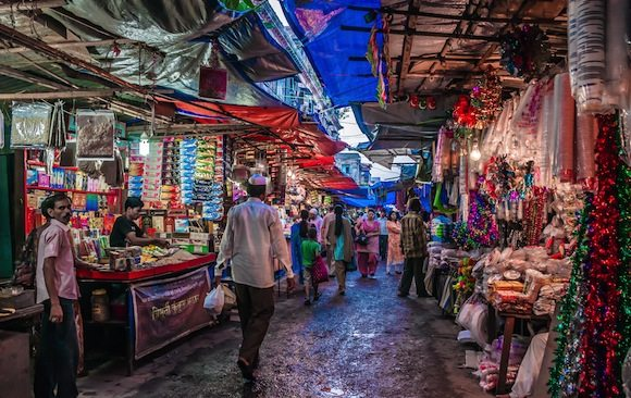 At the local bazaars and markets, travelers can find everything from textiles to spices.