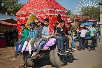 Pushkar Camel Fair: Getting Down and Dirty