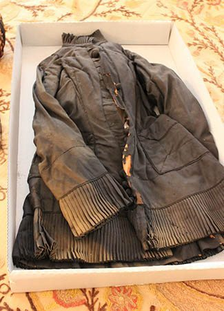 Mary's Mourning Jacket