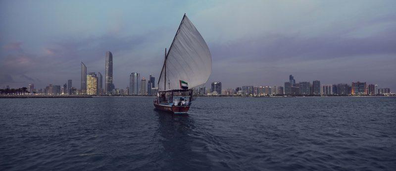 Abu Dhabi, 'Father of the Gazelle' 25