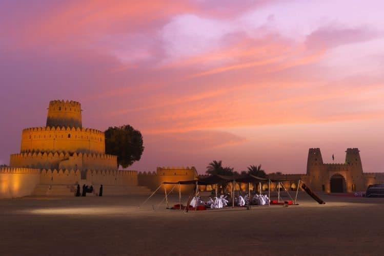 Abu Dhabi, 'Father of the Gazelle' 21