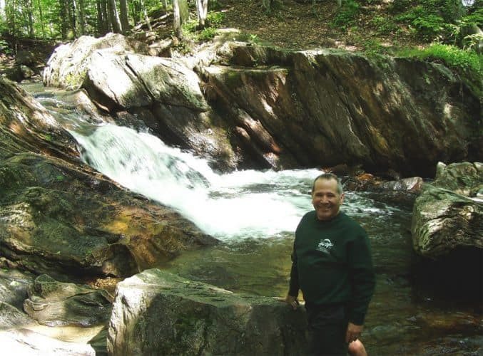 Jimmy LeSage started New Life 40 years ago after moving from Florida to Vermont.