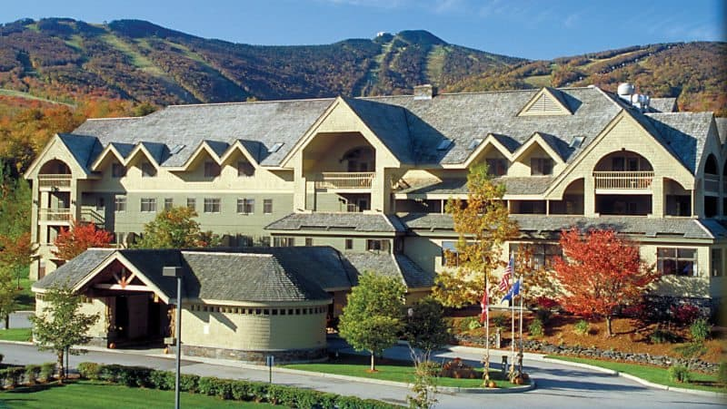 New Life Hiking Spa is tucked into the Green Mountains in Vermont.