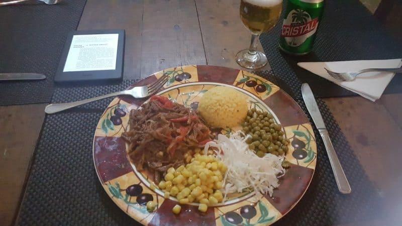 Ropa Vieja, national dish