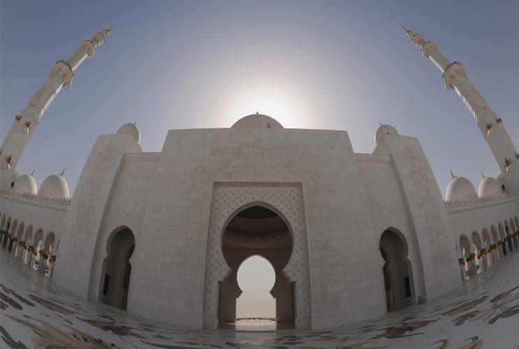 Abu Dhabi, 'Father of the Gazelle' 12