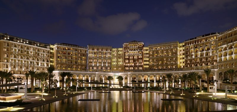 Abu Dhabi, 'Father of the Gazelle' 16