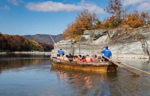 Nagatoto River boat rafting