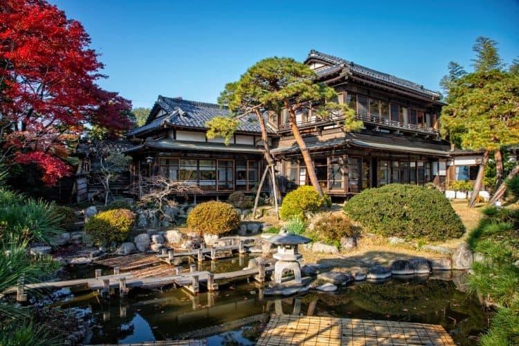 Kyotei restaurant