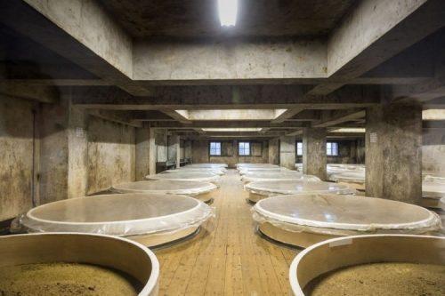 Yamasa Soy Sauce factory