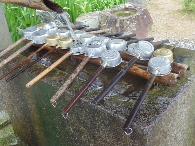 Wash Basin at Hanta-ji 50